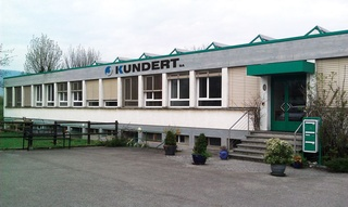 Where we are - Kundert SA - Courgenay